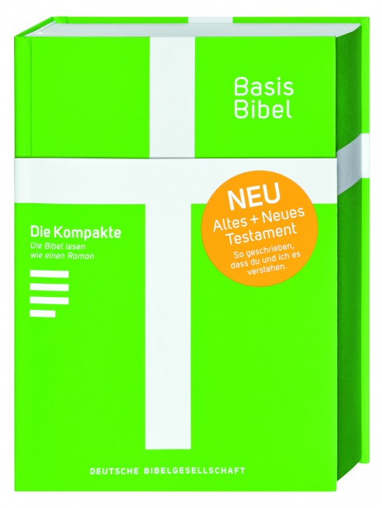 BasisBibel - Die Kompakte. Grün  *NEU