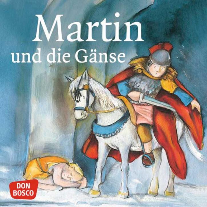 Martin und die Gänse