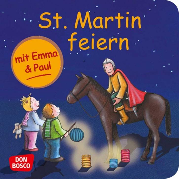 St. Martin feiern