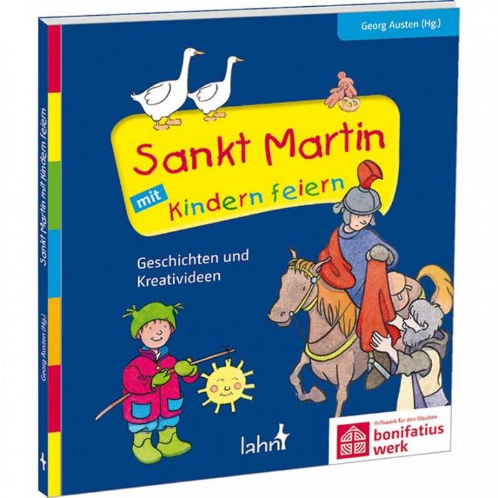 Sankt Martin mit Kindern feiern