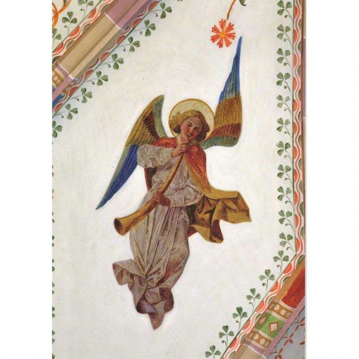 Doppelkarte - Engel