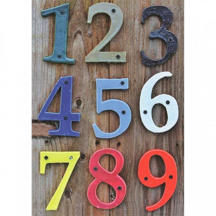 Doppelkarte - Zahlen