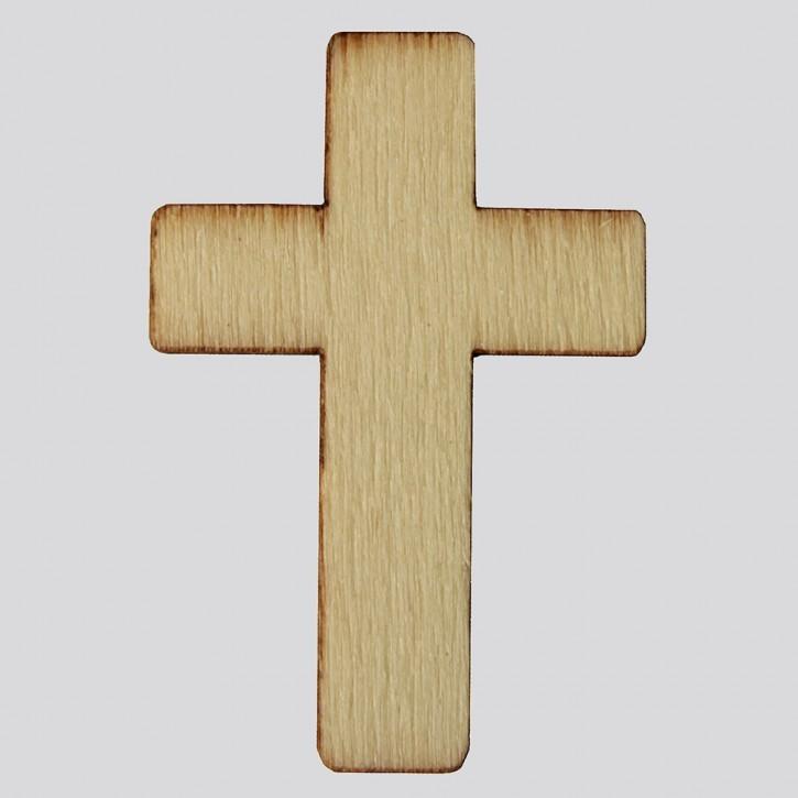 Holzsymbol: Kreuz *Besteseller