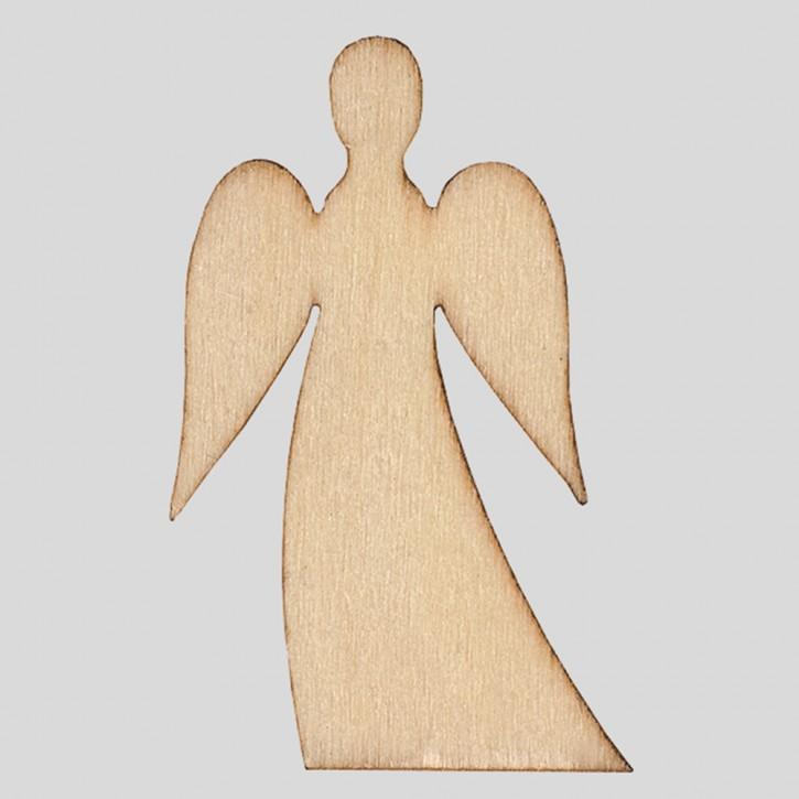 Holzsymbol: Engel