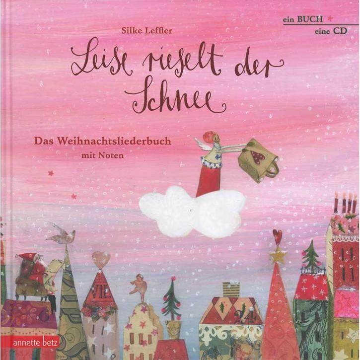 """CD-Buch """"Leise rieselt der Schnee"""""""