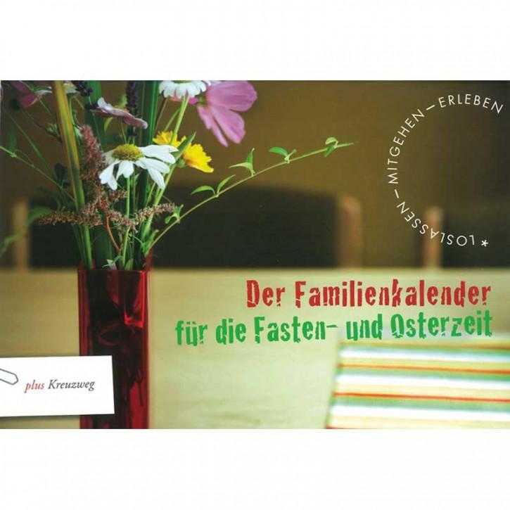 Der Familienkalender für die Fasten- und Osterzeit