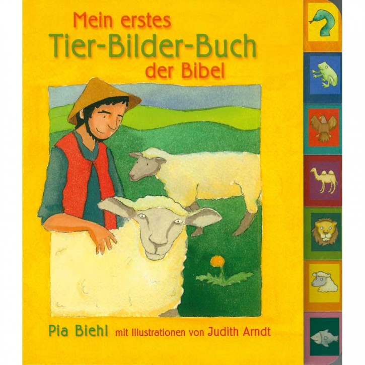 Mein erstes Tier-Bilder-Buch der Bibel