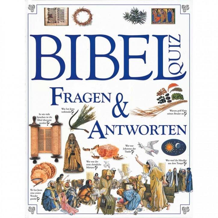 Bibel-Quiz - Fragen und Antworten