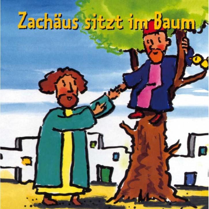 Zachäus sitzt im Baum