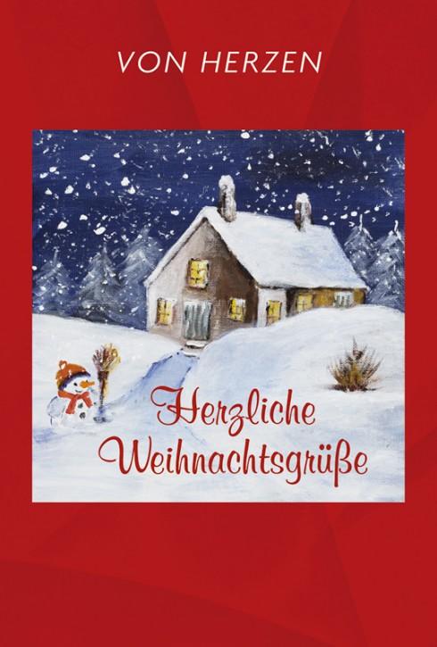 Von Herzen - Herzliche Weihnachtsgrüße