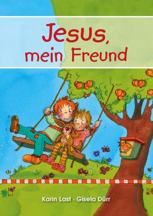 Jesus mein Freund - Ev. Glaubensbrevier