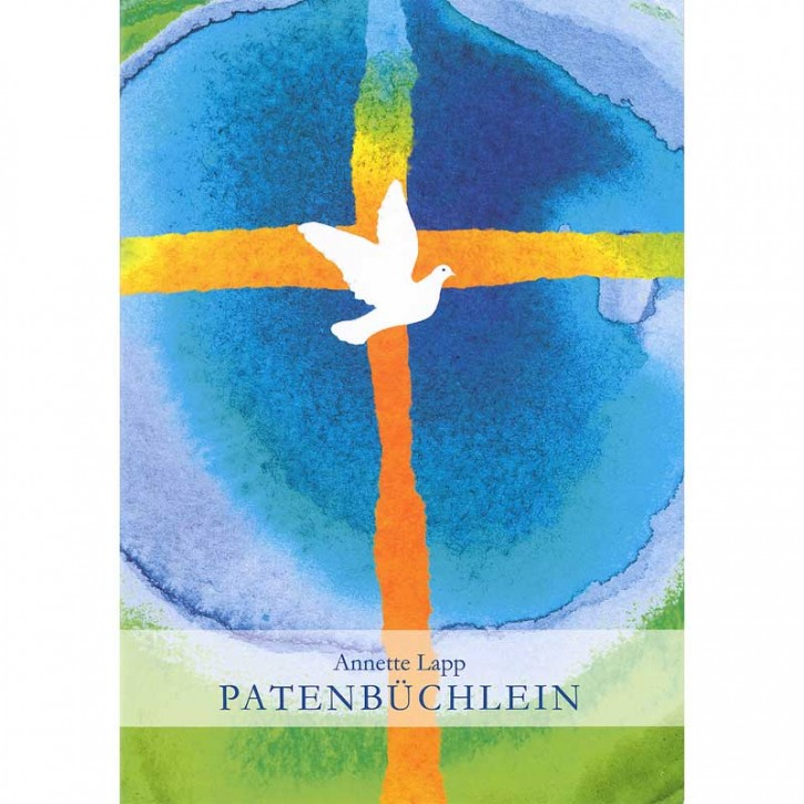 Patenbüchlein (10 St.) Motiv Taube