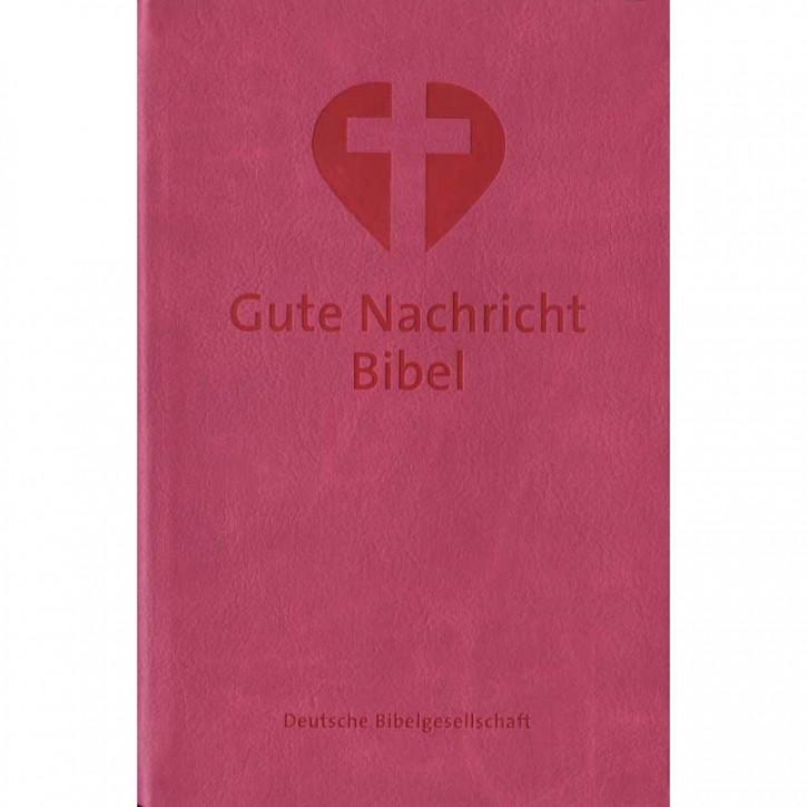 Gute-Nachricht-Bibel (pink)