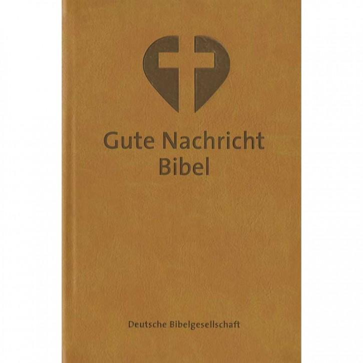 Gute-Nachricht Bibel (goldgelb)
