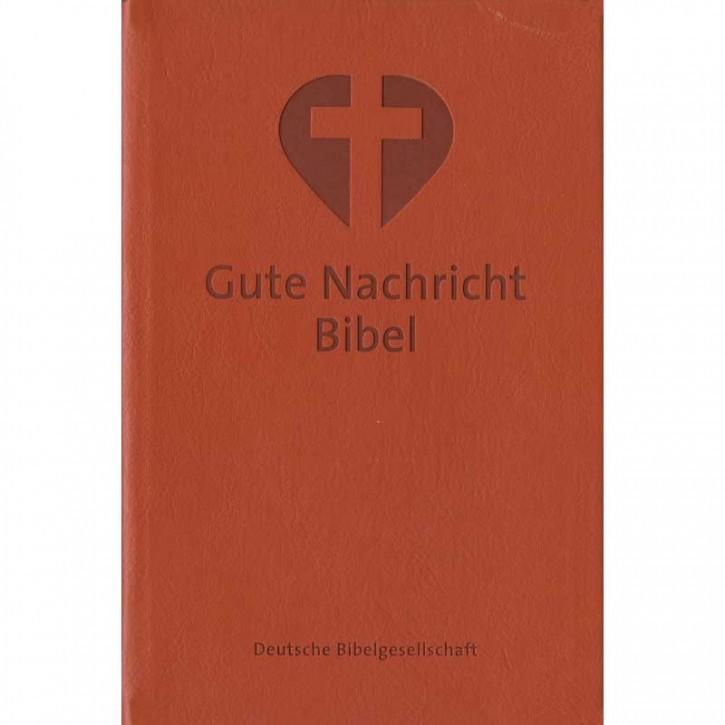 Gute-Nachricht Bibel (orange)