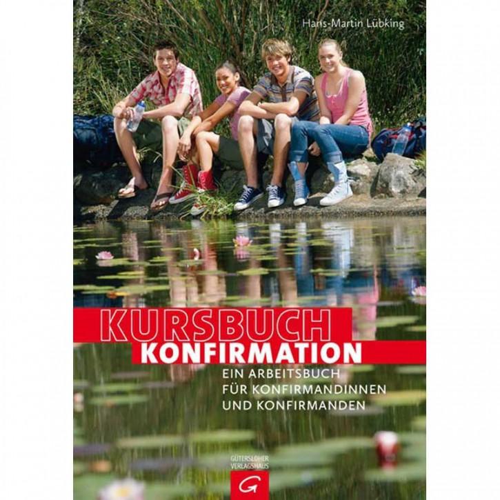 Ringordner: Kursbuch Konfirmation