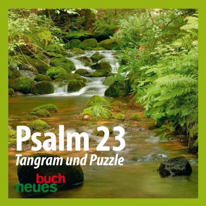 Tangram/Puzzle Psalm 23