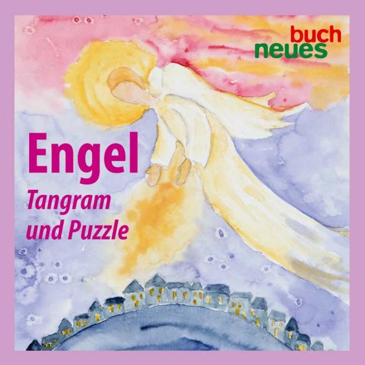 Tangram/Puzzle Engel