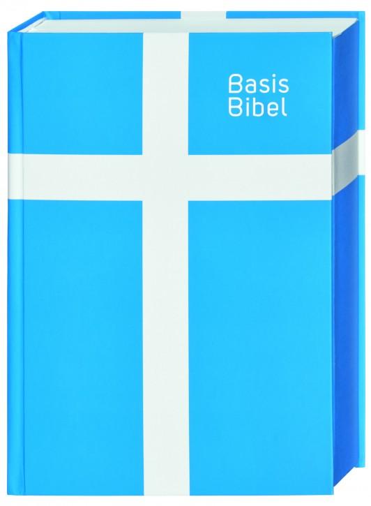BasisBibel - Die Kompakte. Blau  **NEU