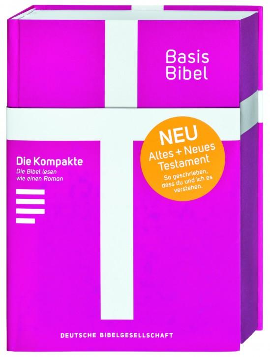 BasisBibel - Die Kompakte. Pink  *NEU