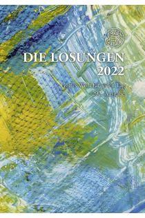 Die Losungen 2022 - Geschenkausgabe, kartoniert