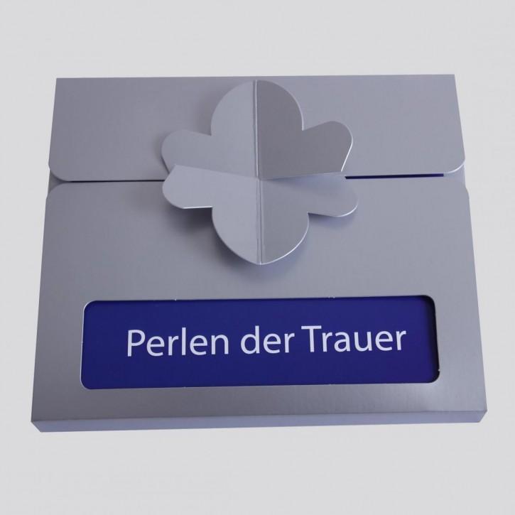 Box: Perlen der Trauer