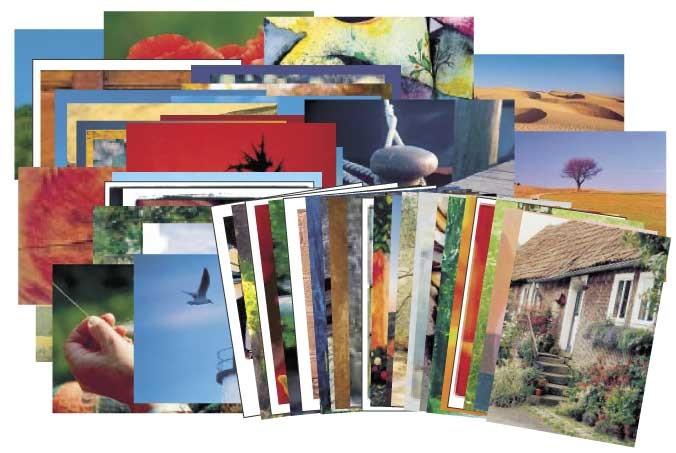300 - KennenlernSet Faltkarten