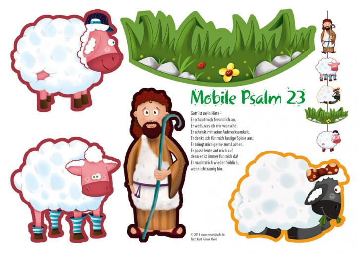 Mobile: Psalm 23
