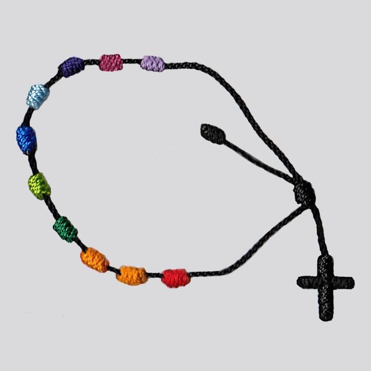 Regenbogen-Armband