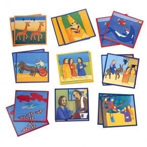 Bibel-Memo - deck auf-schau nach
