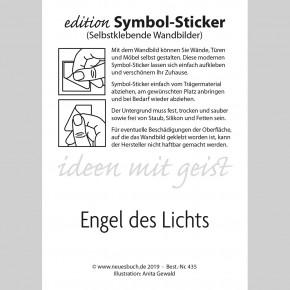 Symbol-Sticker Hirte